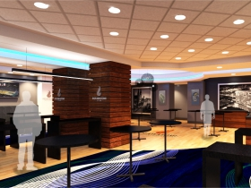 Potawatomi Club Rendering
