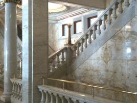 Public Service Building Lobby