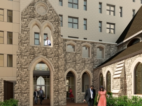 St. James Parish House Plans