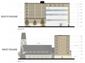 St. James Episcopal Church Plans