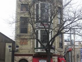 The Former Tamarack tavern on the former Tamarack Street