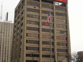 Wells Fargo Building, 735 W. Wisconsin Ave.