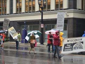 Wisconsin Poor People's Campaign