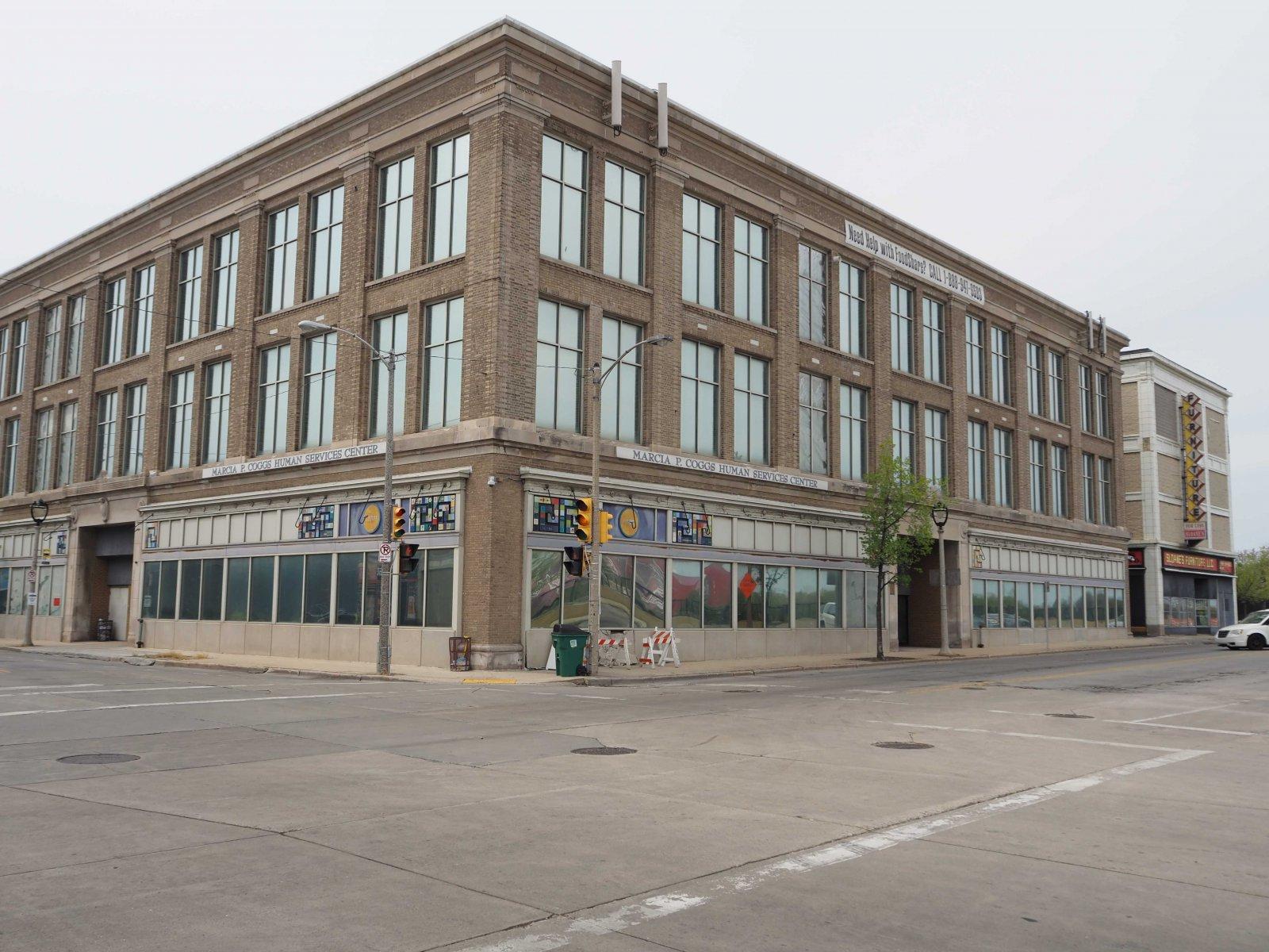 Marcia P. Coggs Human Services Center, 1220 W. Vliet St.