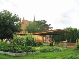 Cream City Garden Pavilion