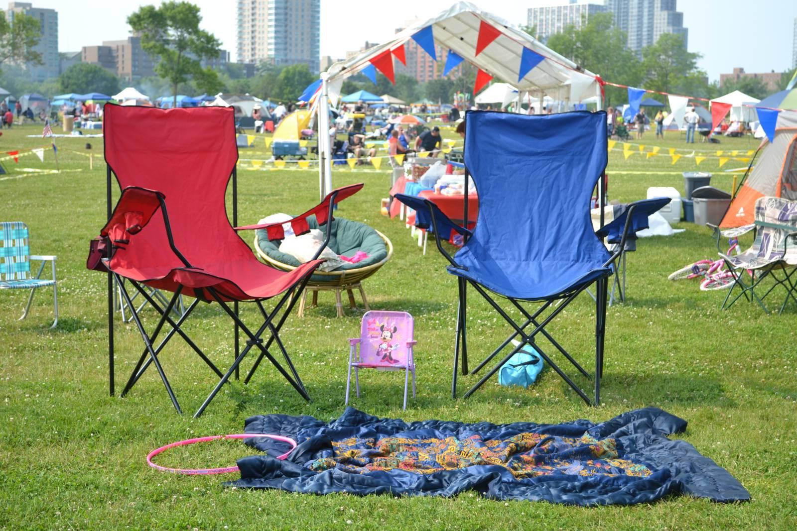 Fireworks Campers