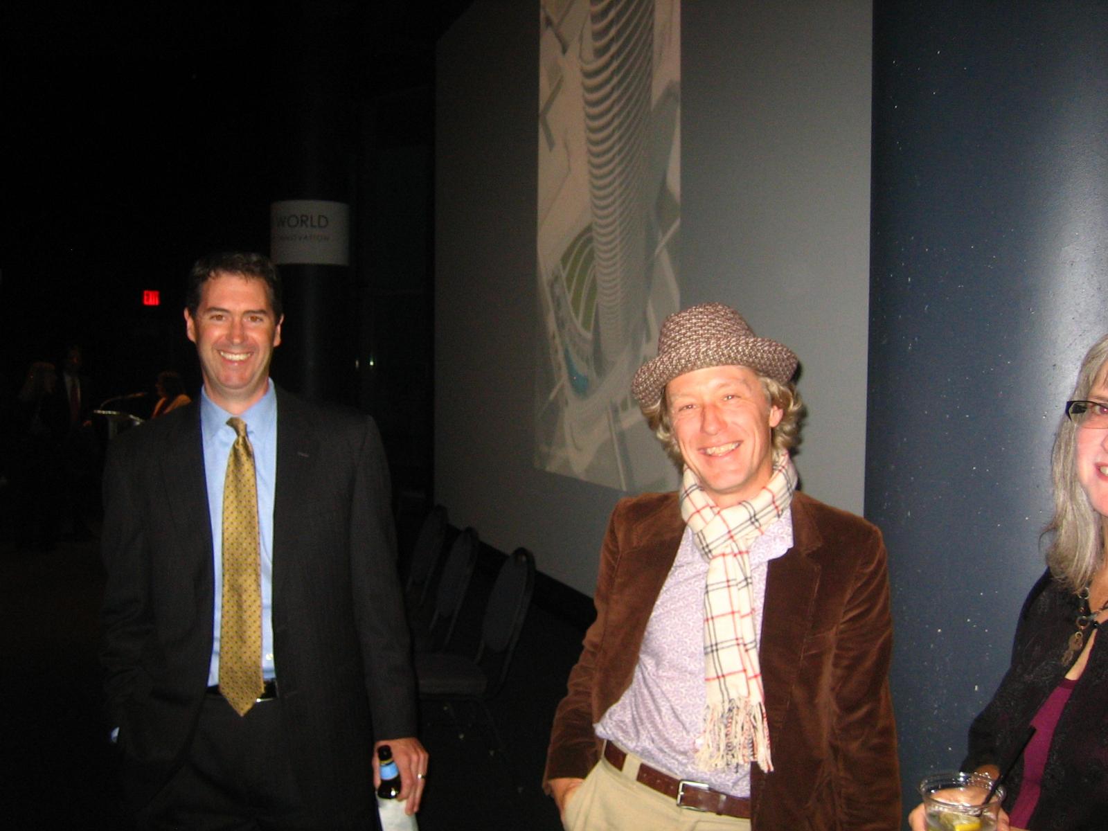 Joel Brennan and Dave Schlabowske.