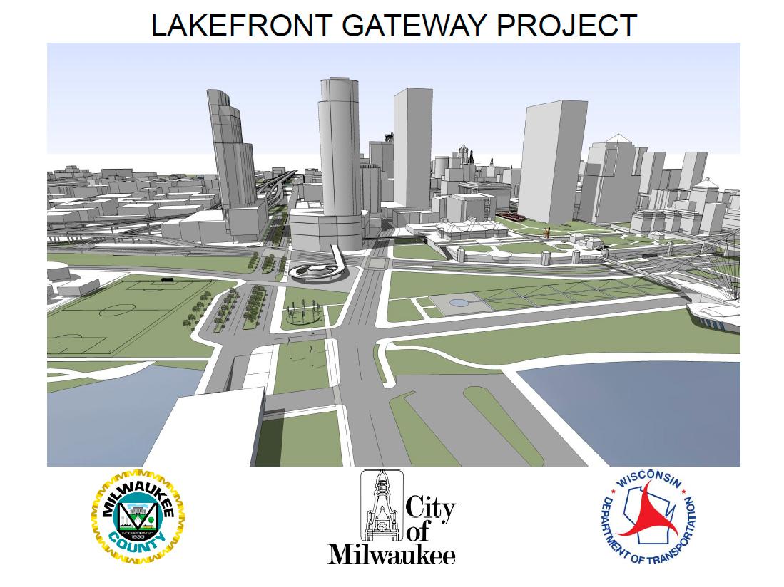 Lakefront Gateway Rendering
