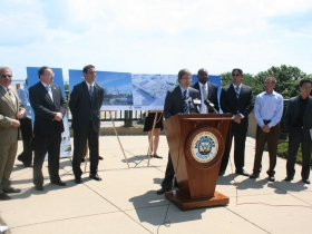 Chris Abele - Barrett Visionary Press Conference