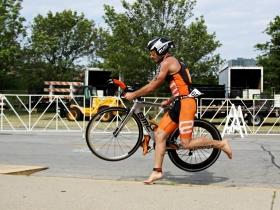 2014 USA Triathlon National Championships.