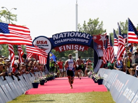 Photo Gallery: 2014 USA Triathlon Championships