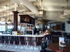 Harbor House bar