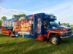 Beer Camp bus