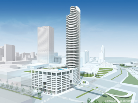 44-Floor Tower Proposed for Lakefront