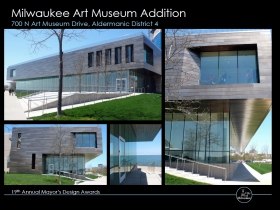 Milwaukee Art Museum Addition