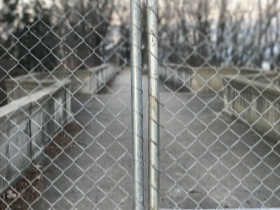 The bridge over Ravine Road was closed as of December 9th, 2016.