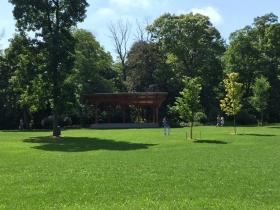 Lake Park Summer Stage