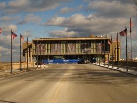 Milwaukee County War Memorial.