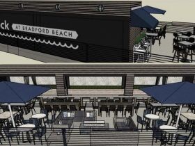 Bradford Beach Bar Plan