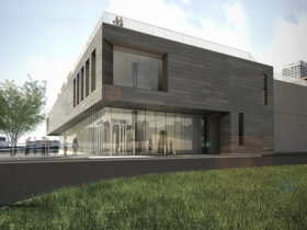 Back in the News: JS Critic Likes New Art Museum Addition