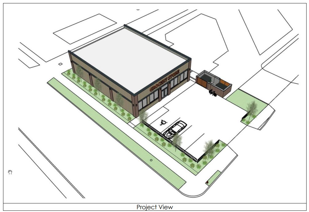 3530 W. Lincoln Ave. Plan