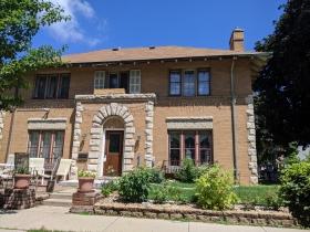 West Arthur Avenue home