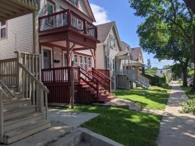 West Arthur Avenue homes