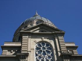Basilica of St. Josaphat.