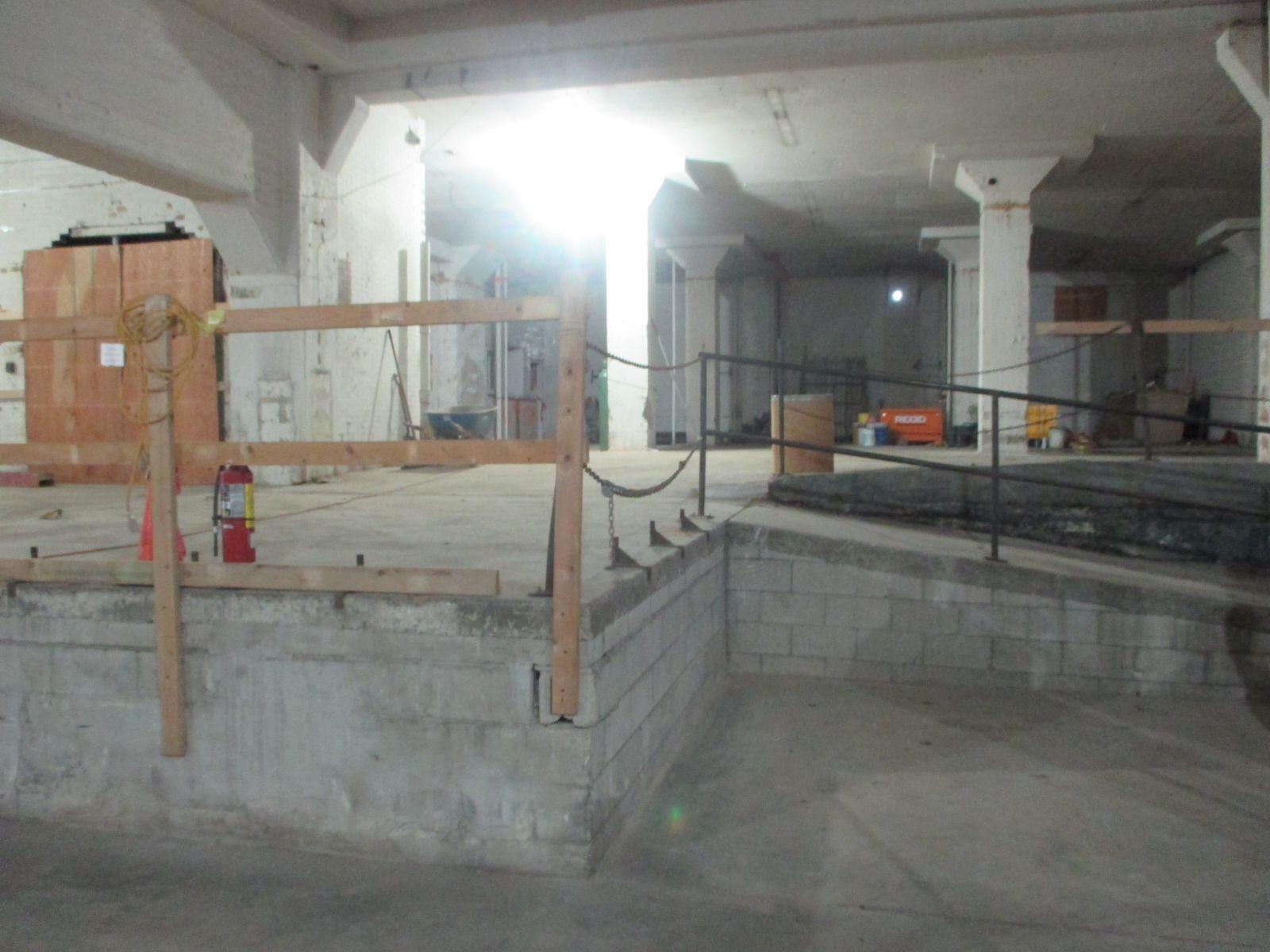Legacy Lofts Site