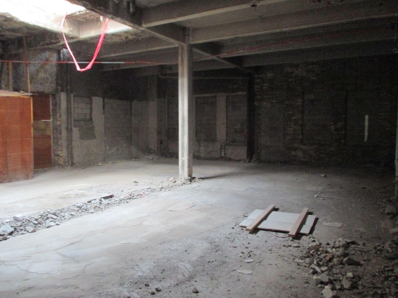 Awaiting Redevelopment