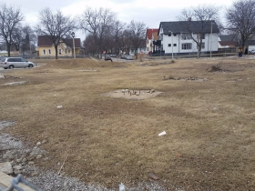 Future location of Fondy Park