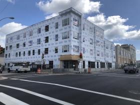 Legacy Lofts Construction