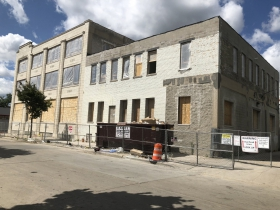 Friday Photos Legacy Lofts Rises In Lindsay Heights