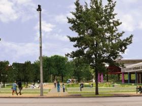 Fondy Park Rendering
