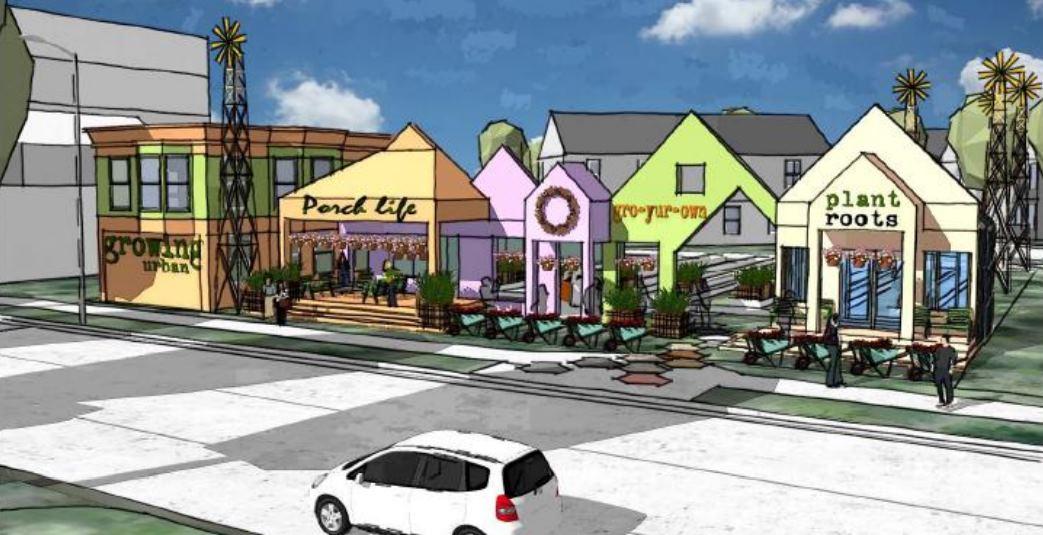 Eyes On Milwaukee City To Sell Land For Adams Garden Park Urban Milwaukee