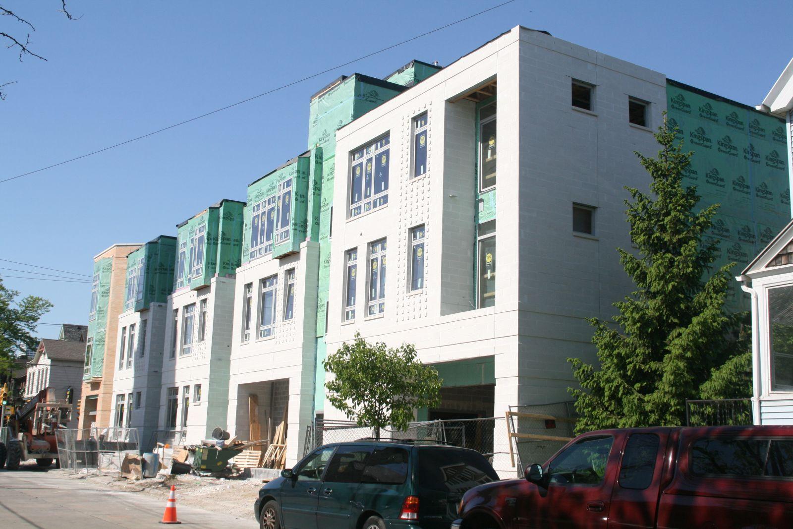 Keystone on Brady Construction