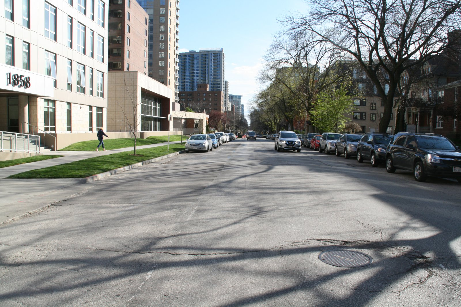 Restored Prospect Avenue