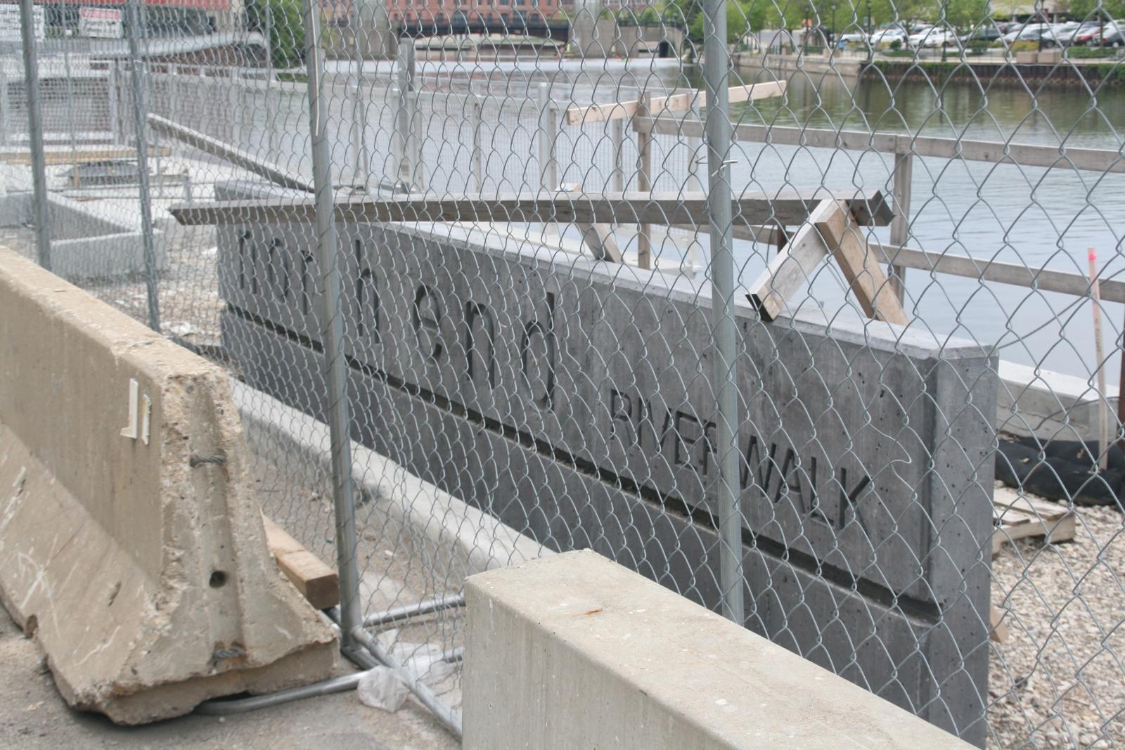 Riverwalk Signage