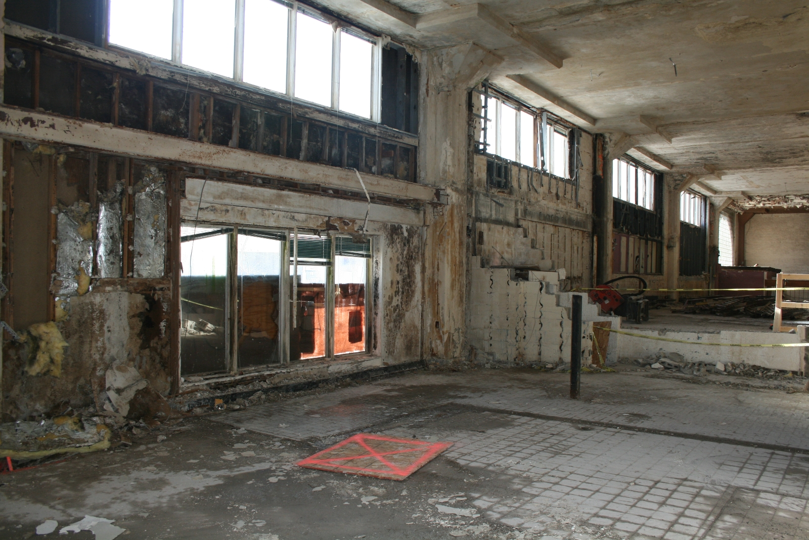 Photos: Friday Gutting Mall Milwaukee Urban Prospect the »