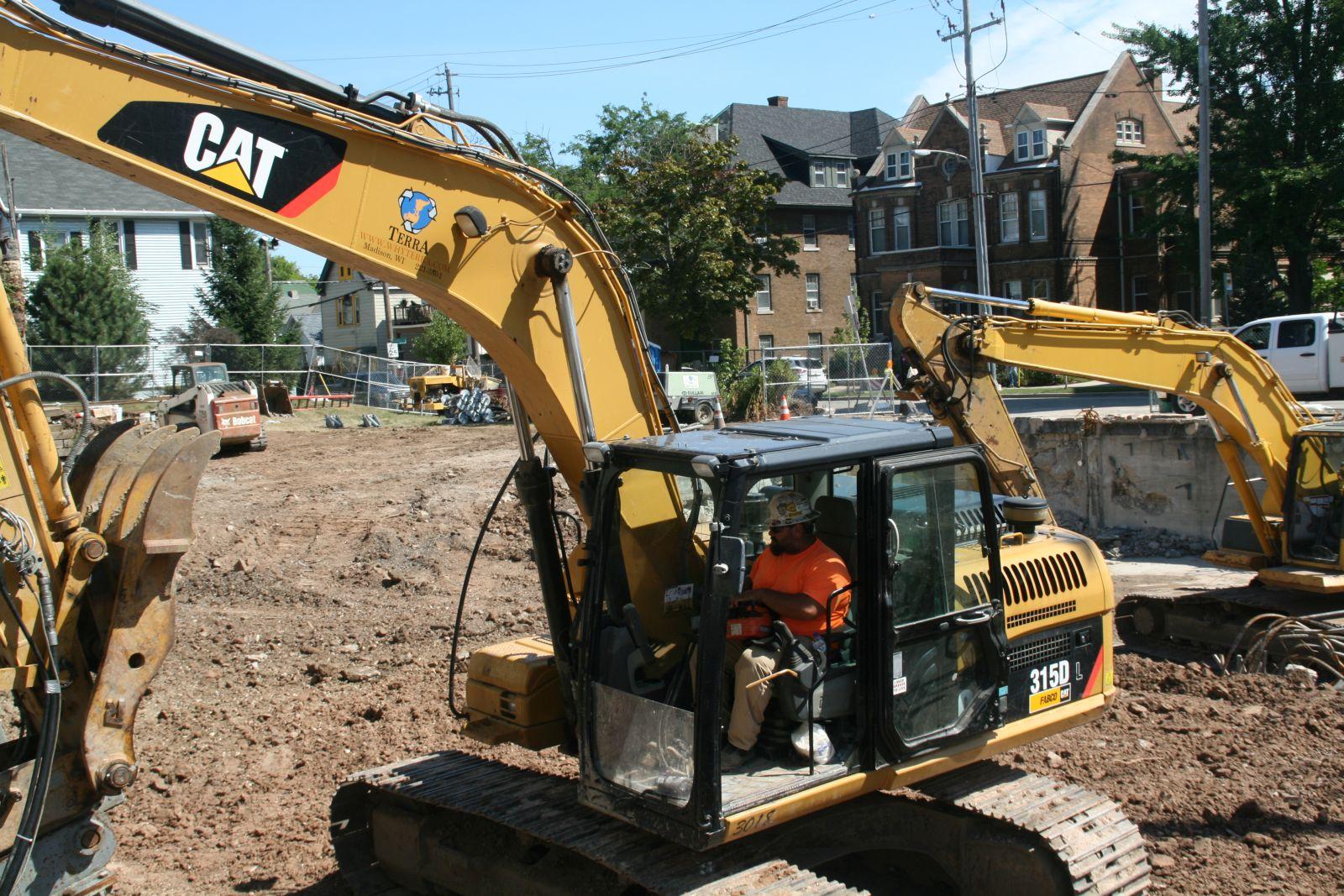 Keystone Apartments Construction