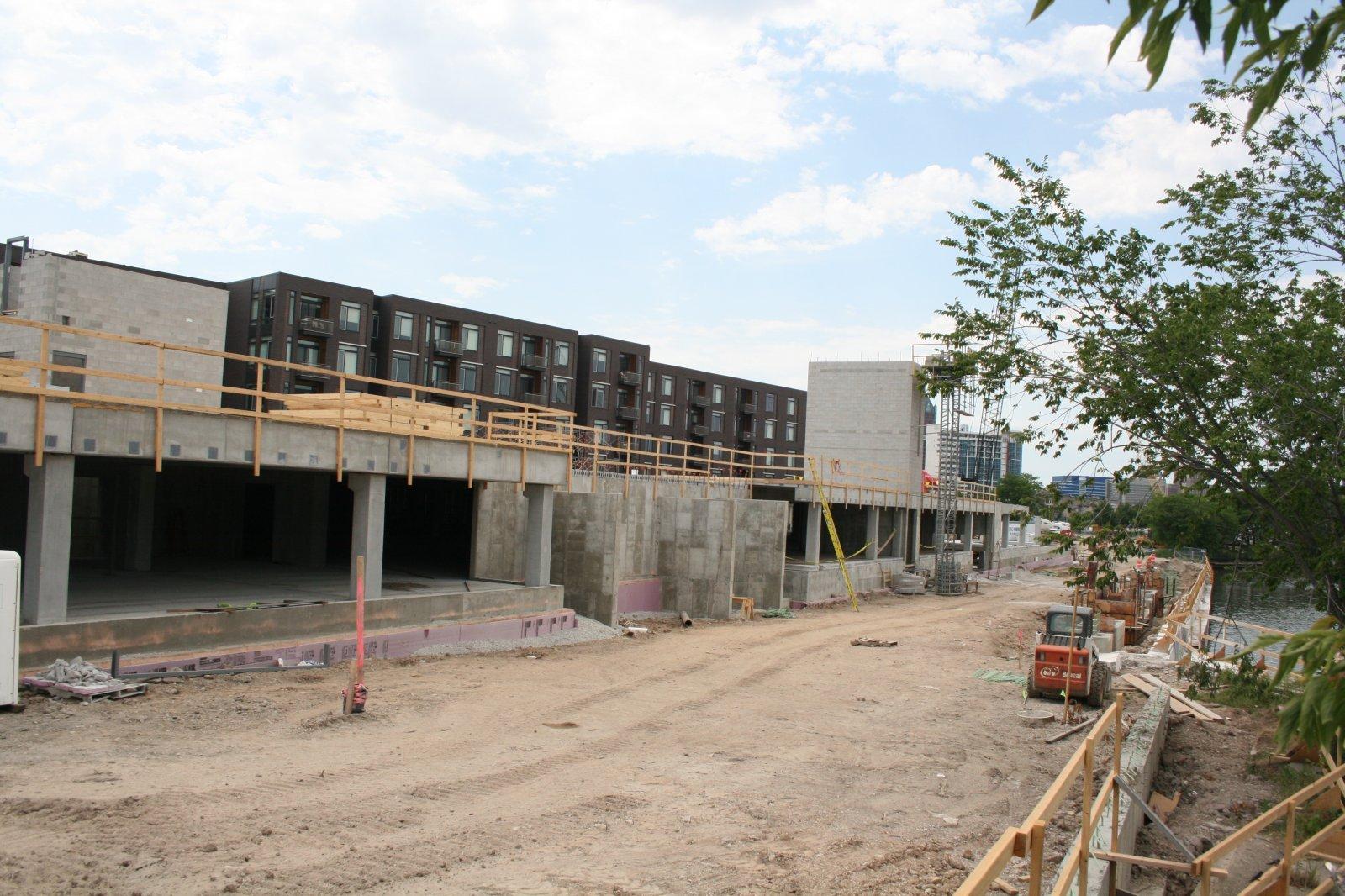 Silhouette Under Construction