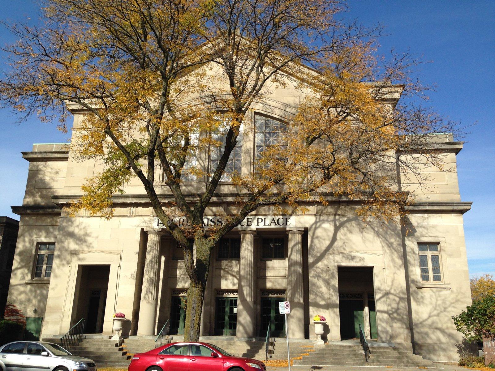 Renaissance Place Reception Hall, 1451 N. Prospect Ave