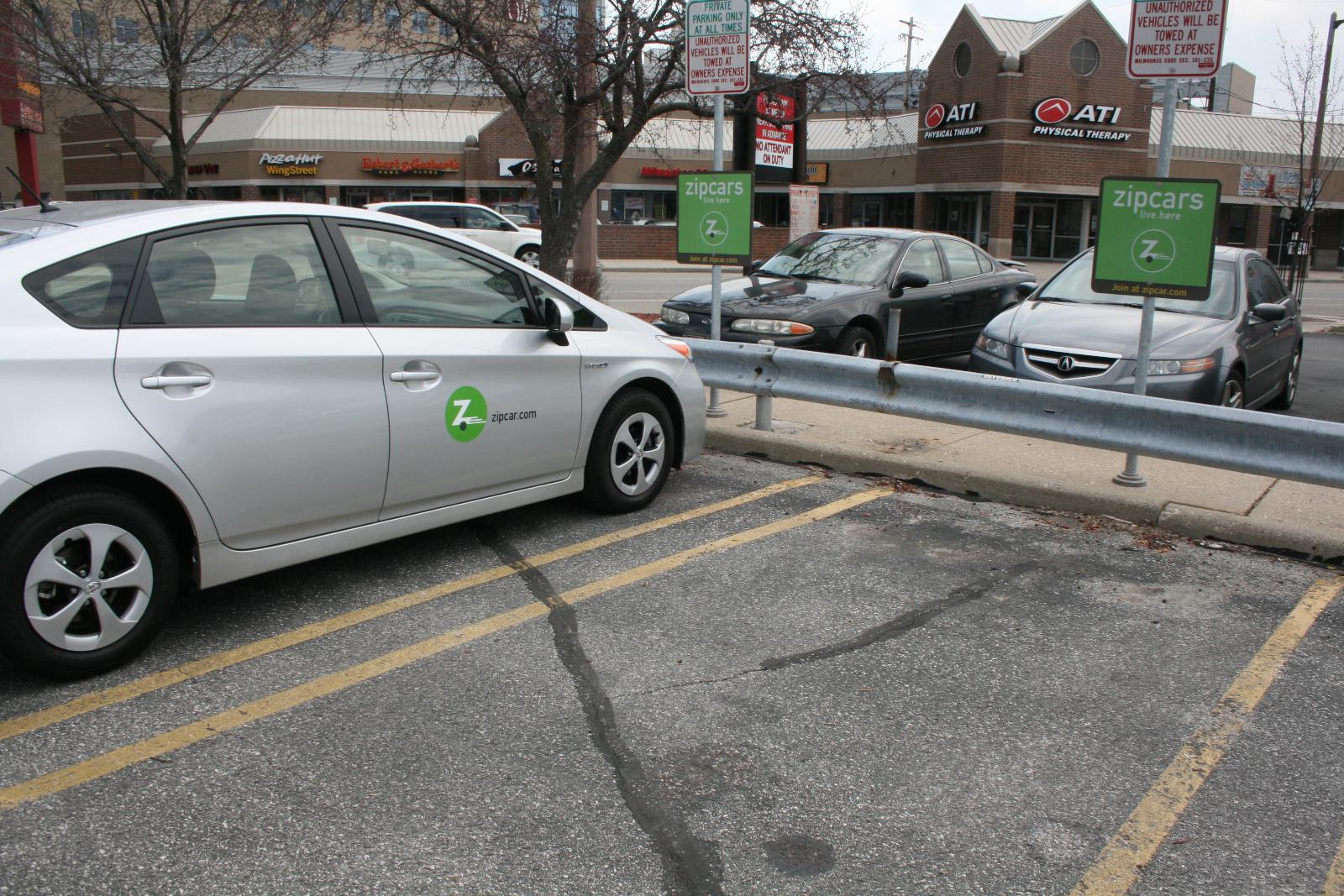 Cancel Zipcar Membership >> Eyes on Milwaukee: Zipcars for the Masses » Urban Milwaukee