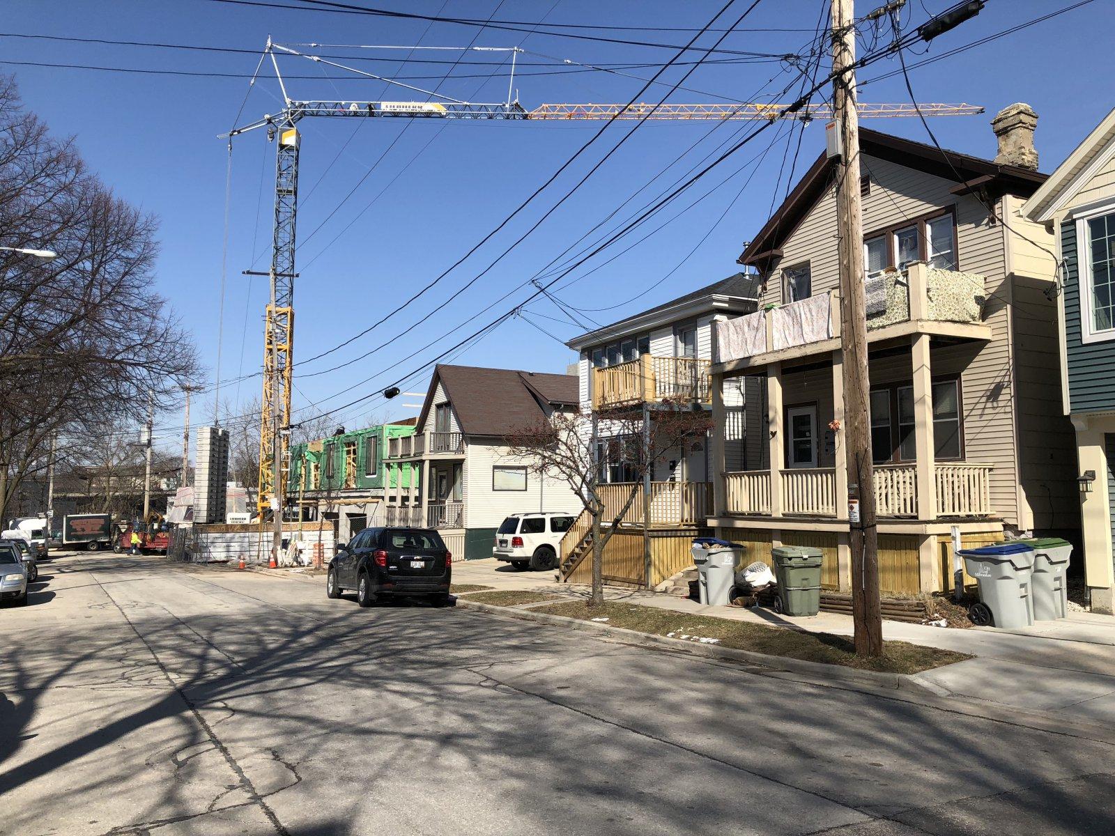 Nine10 at Land Place Construction