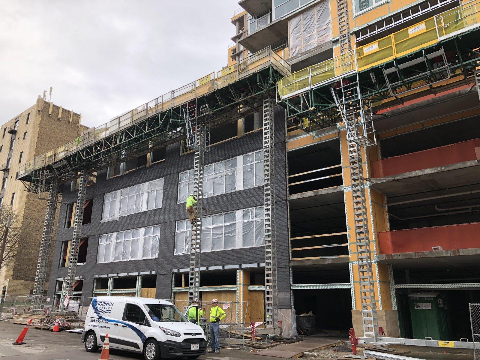Urbanite Construction