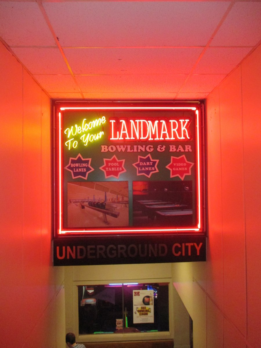 Landmark Lanes