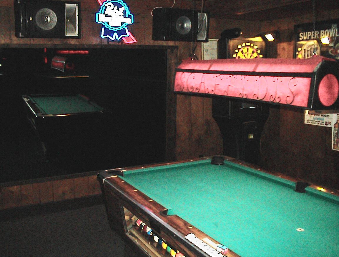 Marvelous Taverns Scaffidis Hideout Perfect Place To Play Pool Download Free Architecture Designs Viewormadebymaigaardcom