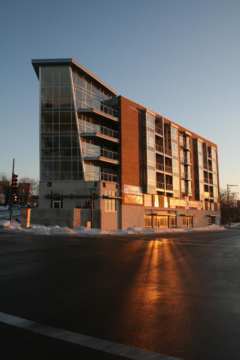 The Flatiron Condominiums