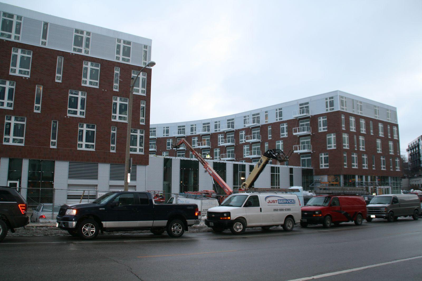 Aperture Apartments