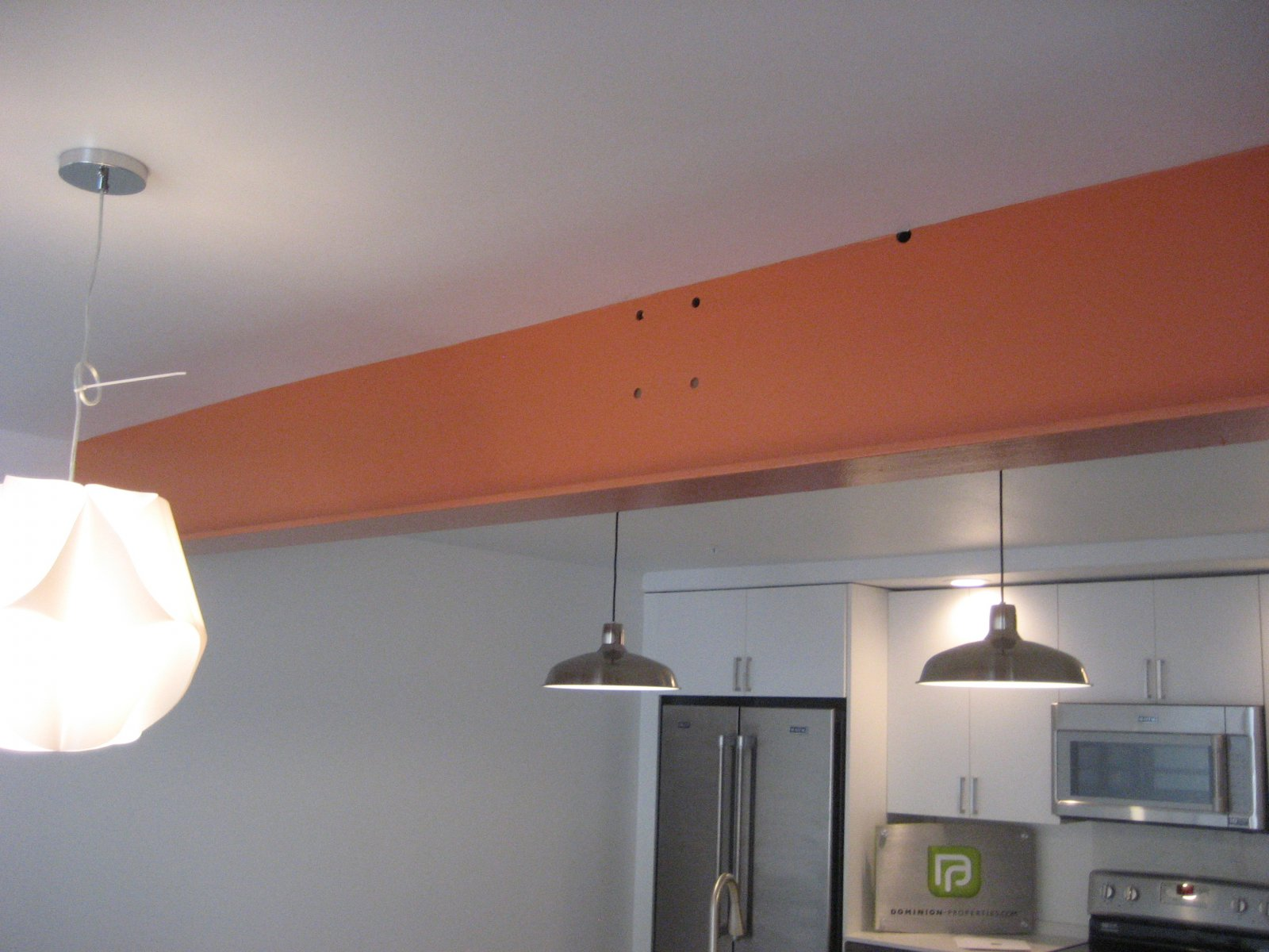 Orange I-Beams